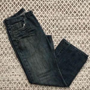 Men's Banana Republic Distressed Jeans